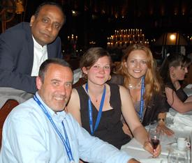 Lisbon delegates