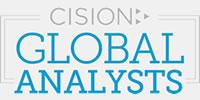 Cision Global Analysts logo resized